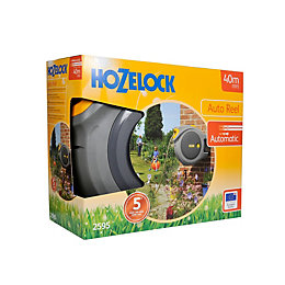 Hozelock Wall mounted Hose reel (L)40 m