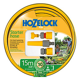 Hozelock Multi-Purpose Hose Pipe (L)15 M