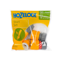 Hozelock Nozzle & Connector Start Set