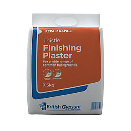 Thistle Quick Dry Finishing Plaster 7.5kg