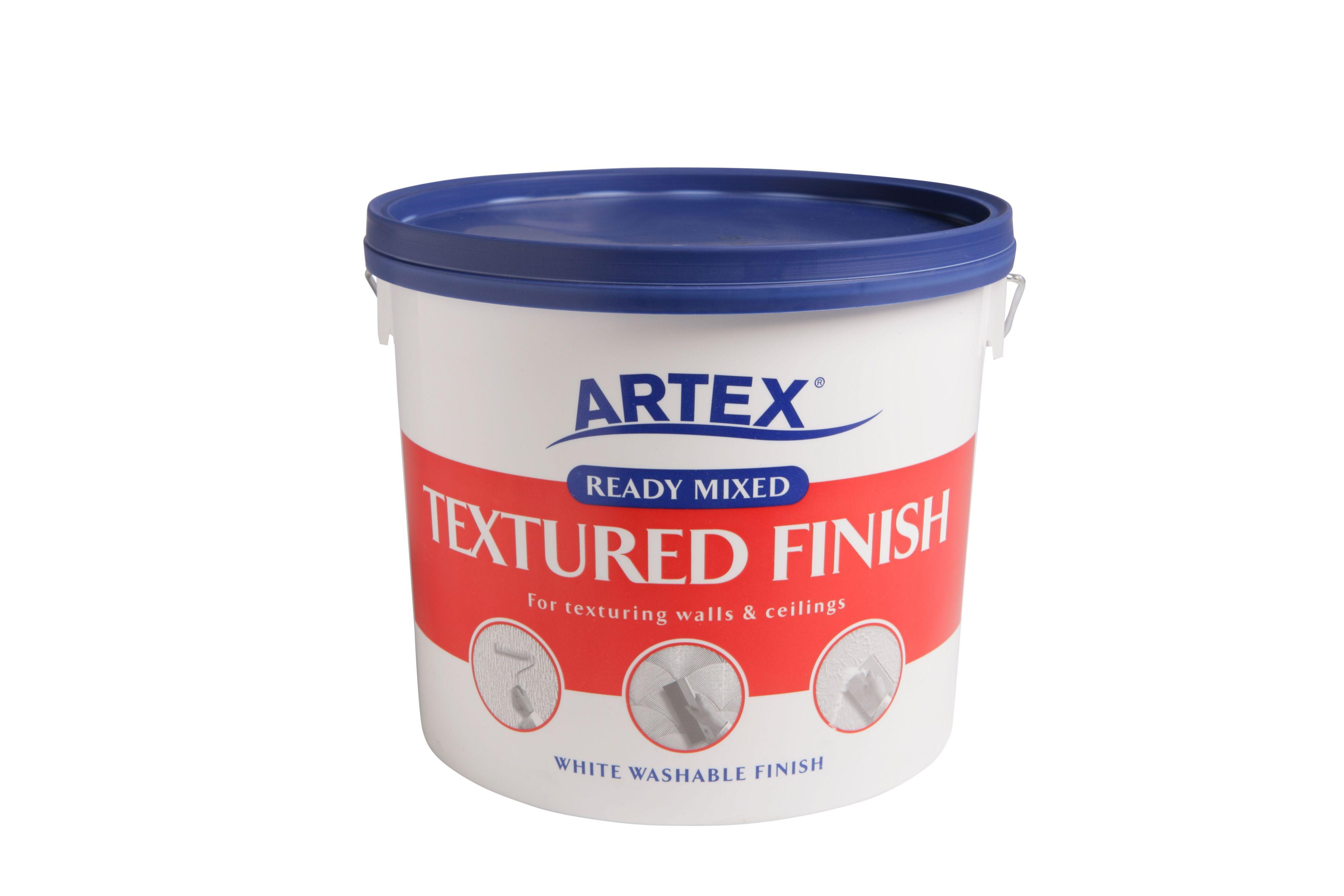 Artex Ready Mixed Textured Finish Coating Departments