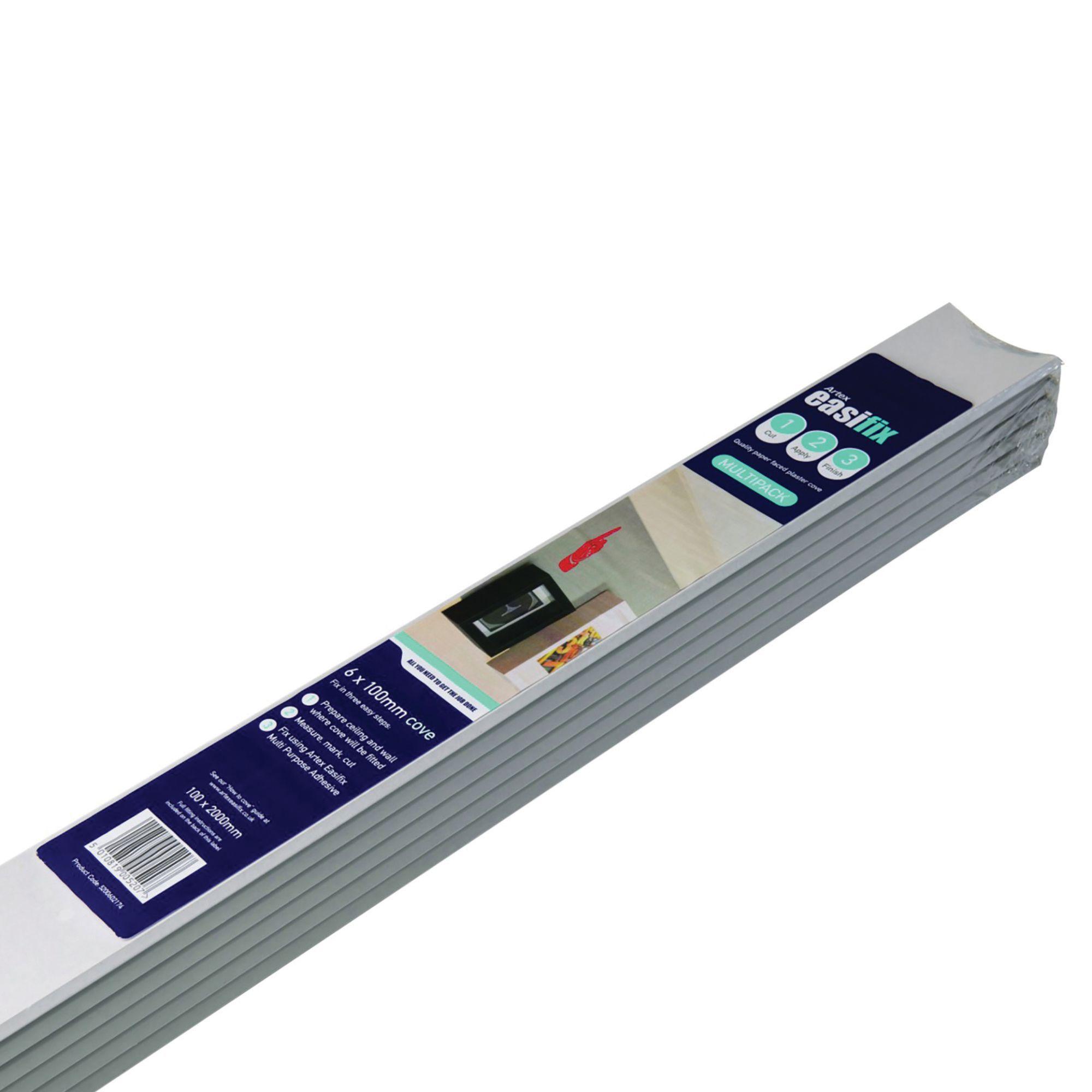 artex easifix contemporary c profile paper faced plaster. Black Bedroom Furniture Sets. Home Design Ideas