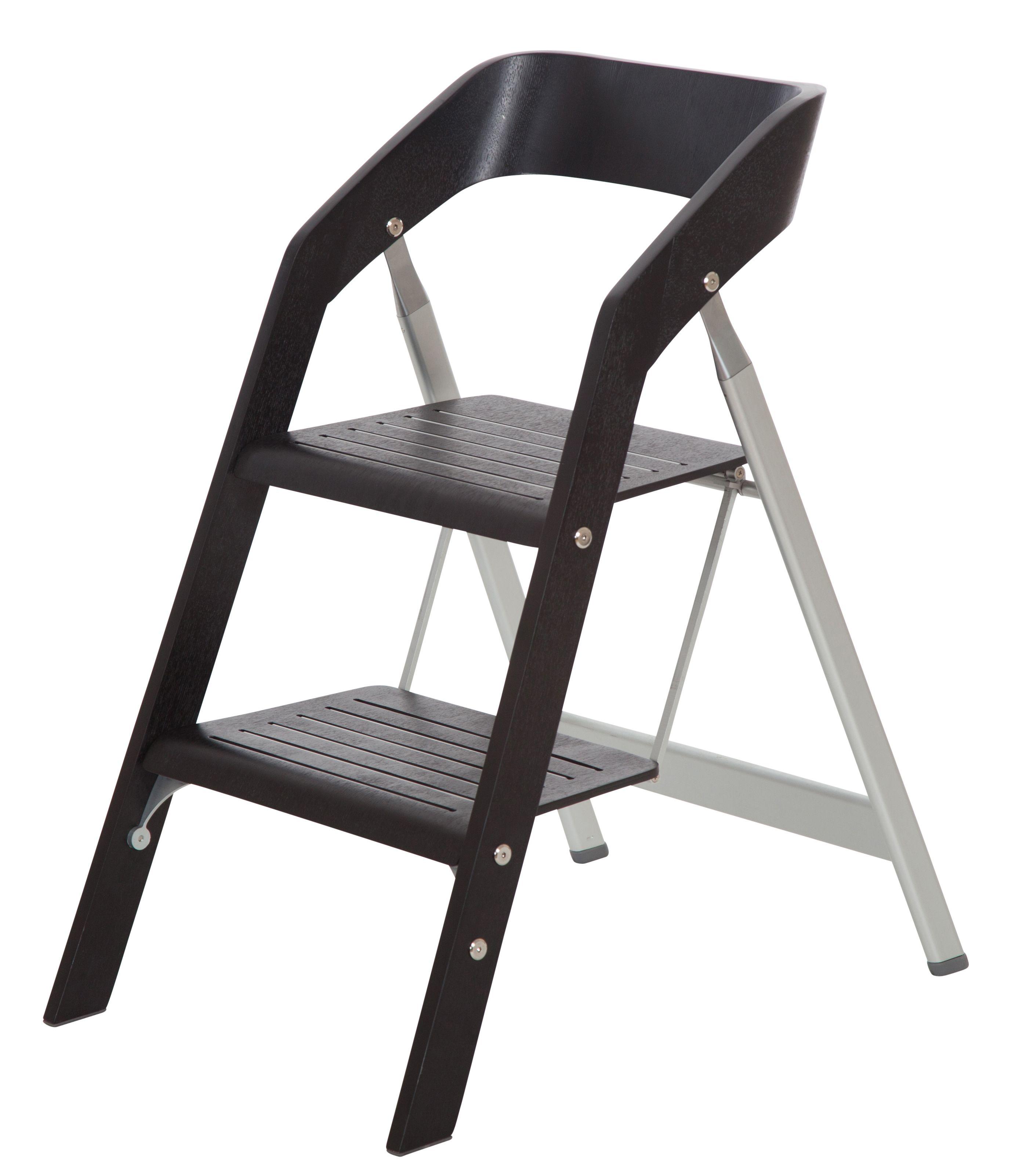 Outstanding Abru 2 Tread Wood Aluminium Step Stool 0 91M Departments Diy At Bq Bralicious Painted Fabric Chair Ideas Braliciousco