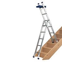 Abru 3-Way 11 tread Combination ladder