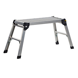 Yeti Trade Compact Free standing Work platform (H)0.5m