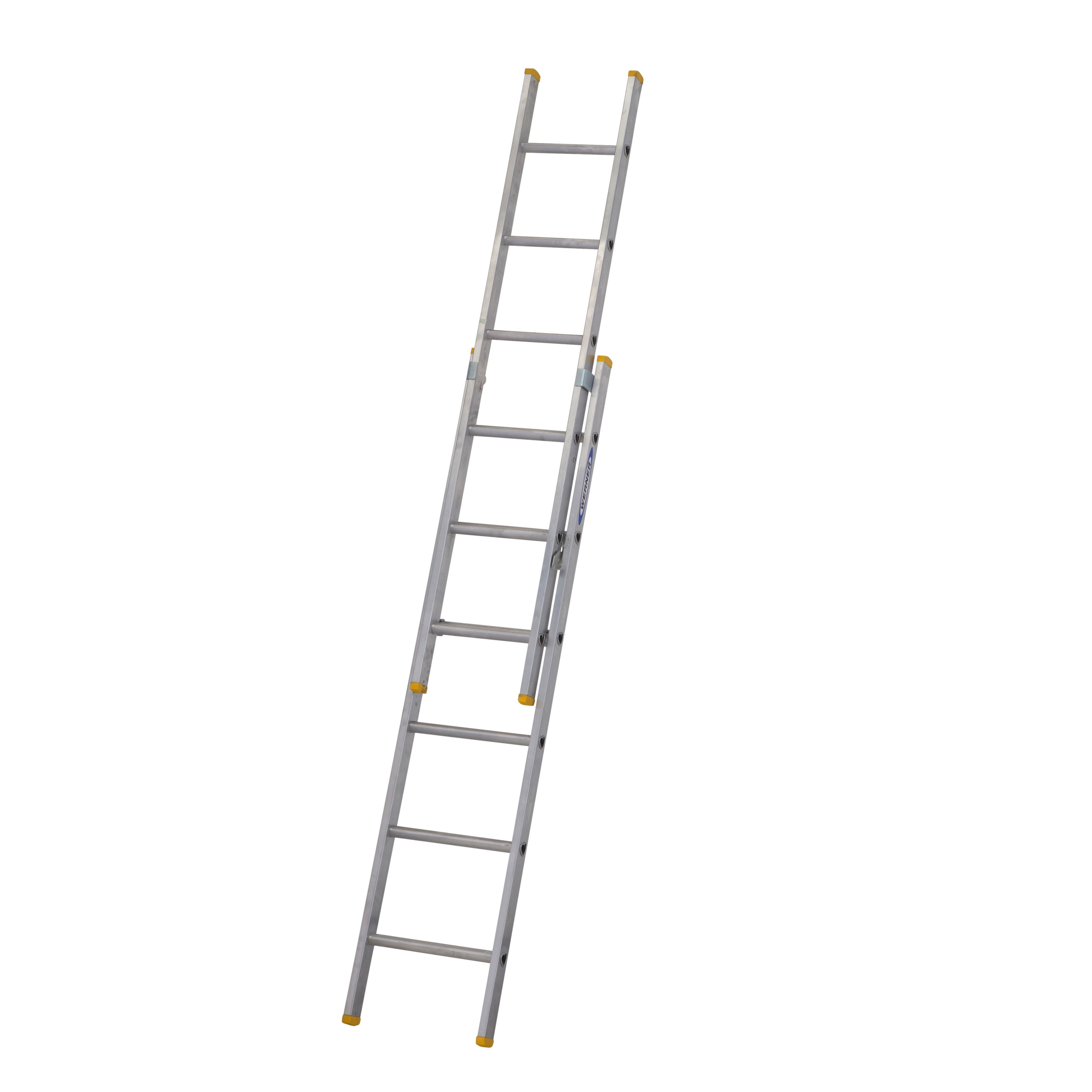 Werner Double 12 Tread Extension Ladder Departments