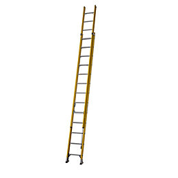 Werner Trade Double 26 Tread Extension Ladder