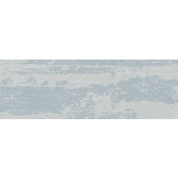Aura Sky Satin Ceramic Wall tile, Pack of