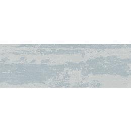 Aura Sky Satin Ceramic Wall tile, Pack of