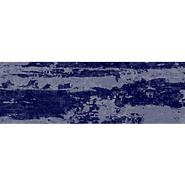 Aura Indigo Satin Ceramic Wall Tile, Pack of