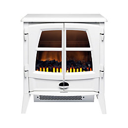Dimplex Jazz Blanc Electric stove