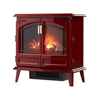 Dimplex Opti Myst Grand Rouge Electric Stove Departments