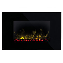 Dimplex Black LED Remote control Electric Fire