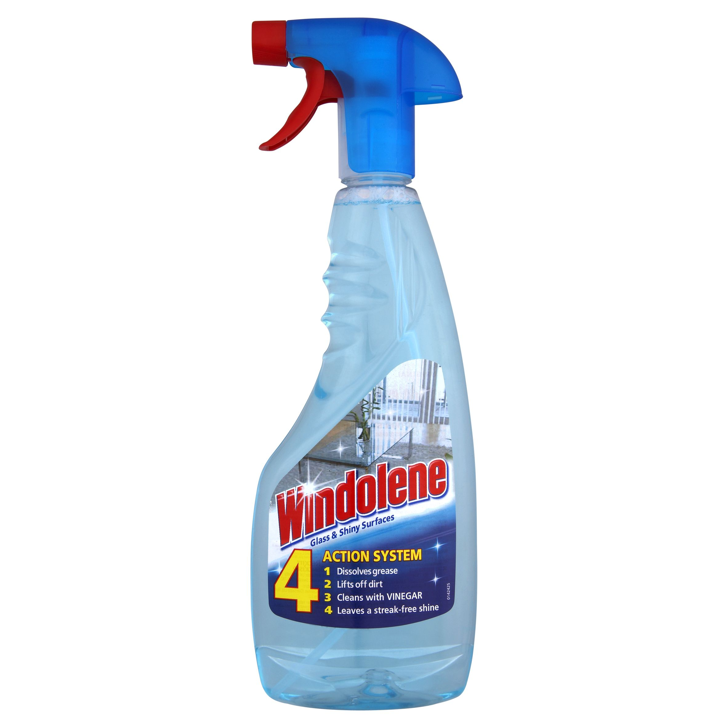 Windolene 4 Action Window Cleaner Spray 500 Ml Departments Diy At B Amp Q