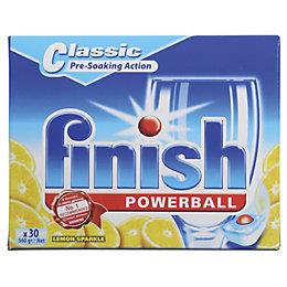 Finish Dishwasher Tablets Box