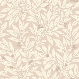 Fine Décor Mulberry Natural Floral Wallpaper