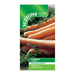 Suttons Carrot Seeds, F1 Maestro Mix