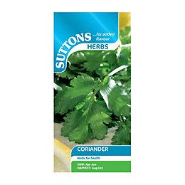 Suttons Coriander Seeds, Herb Mix