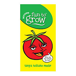 Suttons Fun to Grow Tanya Tomato Seeds