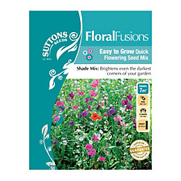 Suttons Floral Fusions Seeds, La Rondine Mix