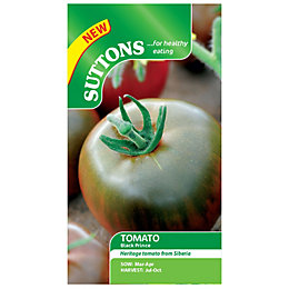 Suttons Tomato Seeds, Black Prince