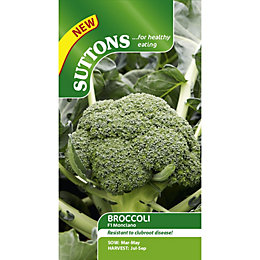 Suttons Broccoli Seeds