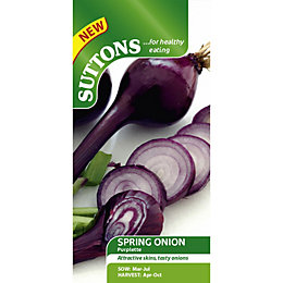 Suttons Spring Onion Seeds