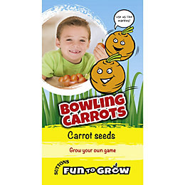 Suttons Fun To Grow Carrot Seeds