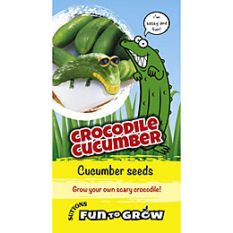 Suttons Fun to Grow Cucumber Seeds