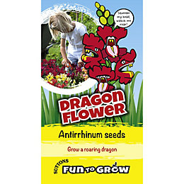 Suttons Fun To Grow Antirrhinum Seeds