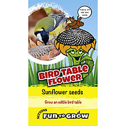 Suttons Fun To Grow Sunflower Seeds