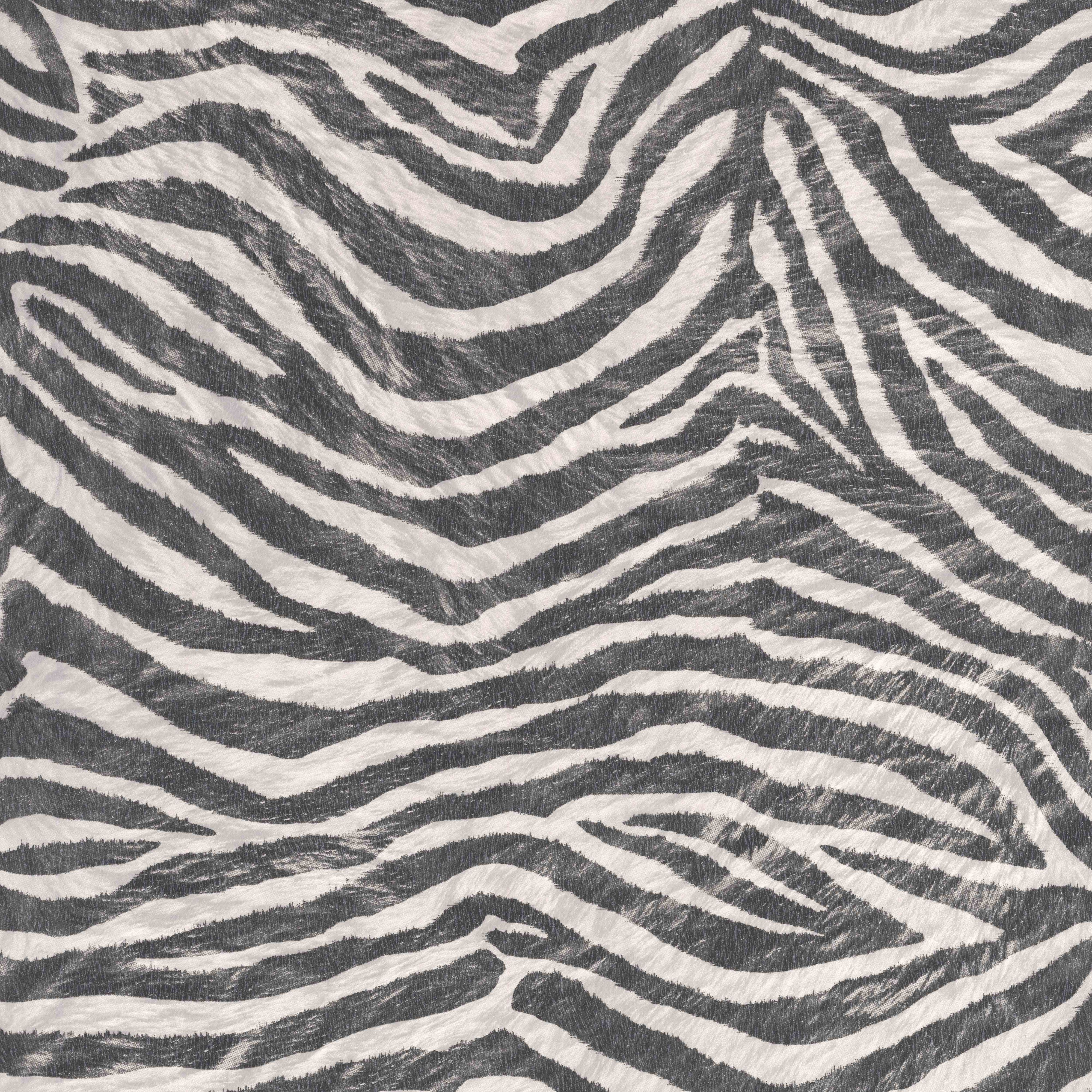 Graham Brown Black White Zebra Stripes Wallpaper Clearance A S Creation Leopard Print
