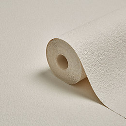 Graham & Brown Superfresco White Speckles Textured Paintable