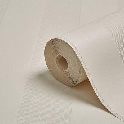 graham brown superfresco white striped wallpaper departments diy at b q graham brown superfresco white striped wallpaper departments diy at b q