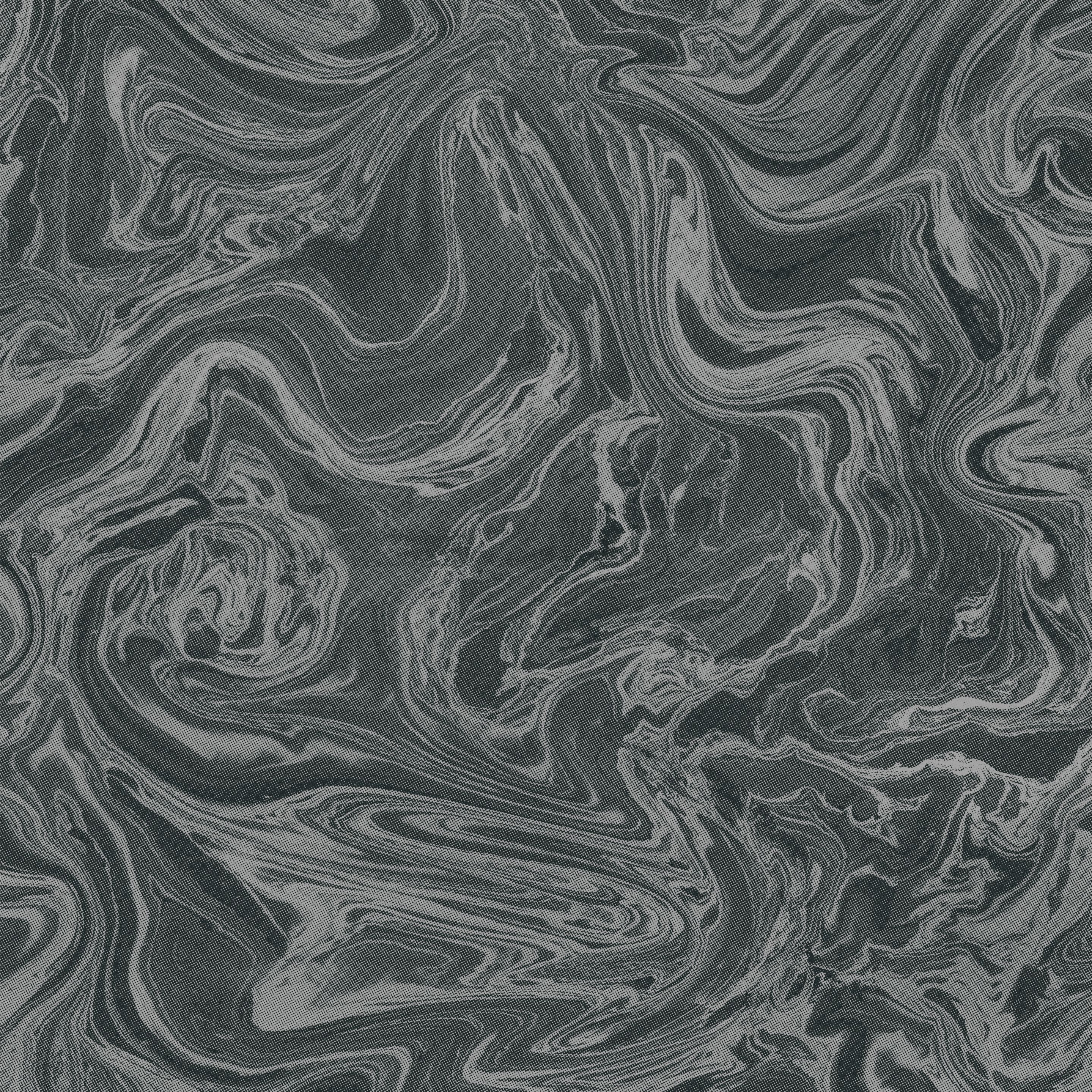 Graham Amp Brown Pure Black Amp Grey Marbled Wallpaper