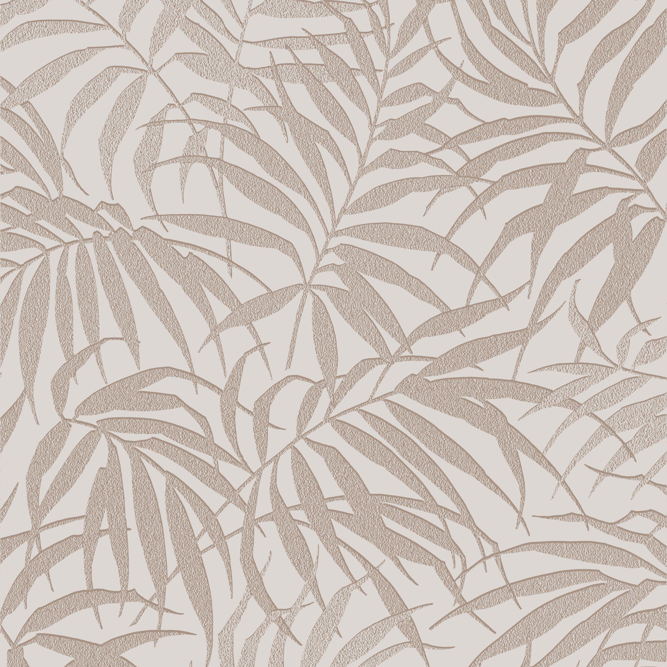 graham amp brown pure beige amp rose gold tropical leaf