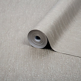Boutique Corsetto Taupe Glitter Wallpaper