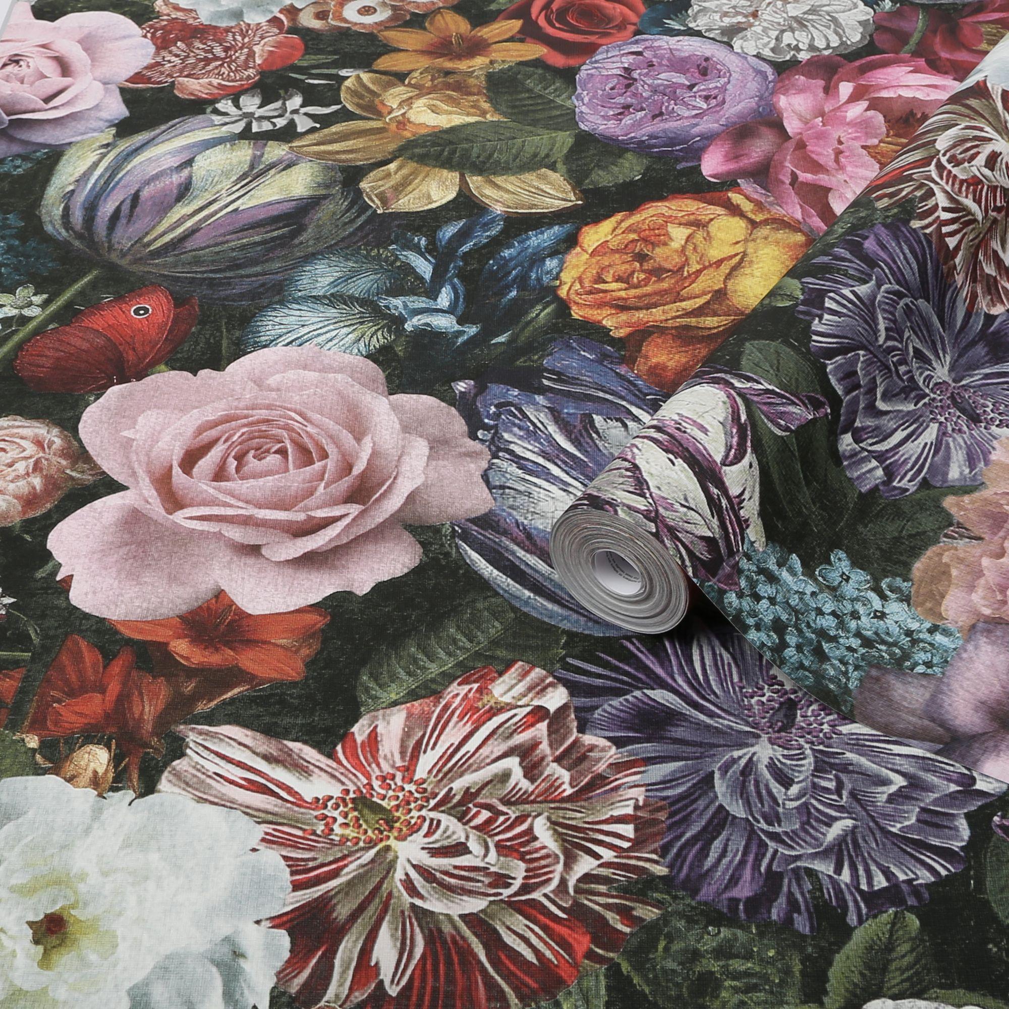 Graham & Brown Superfresco Easy Multicolour Floral Smooth ...