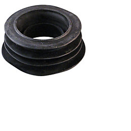 Euroflo Push Fit Flush Pipe Connector (Dia)60mm