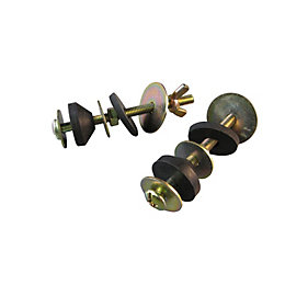 Coupling Bolt Set (Dia) 6mm, Pack of 2