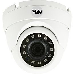 Yale Indoor 1080p CCTV dome camera