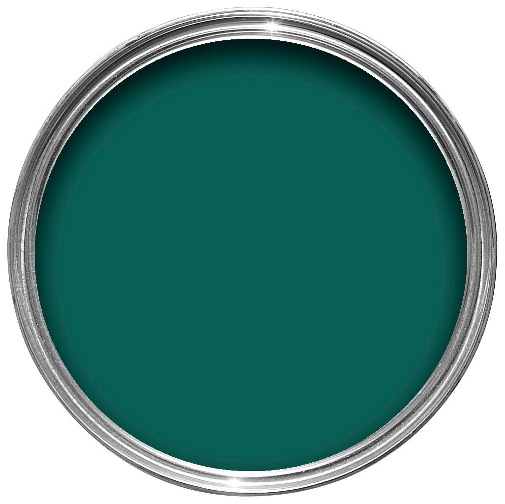 Hammerite Dark Green Gloss Metal Paint 750 Ml