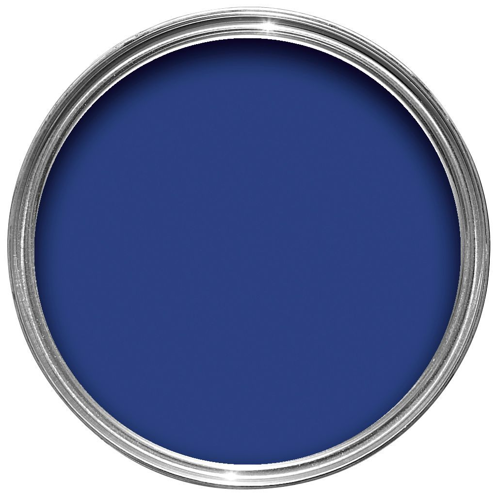 Hammerite Blue Gloss Metal Paint 750 Ml Departments