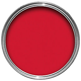 Hammerite Gloss Red High Sheen Garage Door Paint