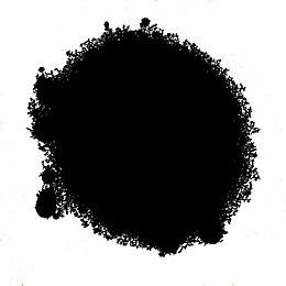 Hammerite Black Hammered Effect Metal Spray Paint 400