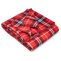 Tartan Travel Blanket