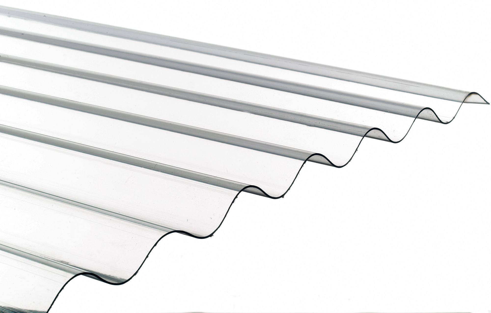 Translucent Pvc Roofing Sheet 2 4m X 762mm Departments