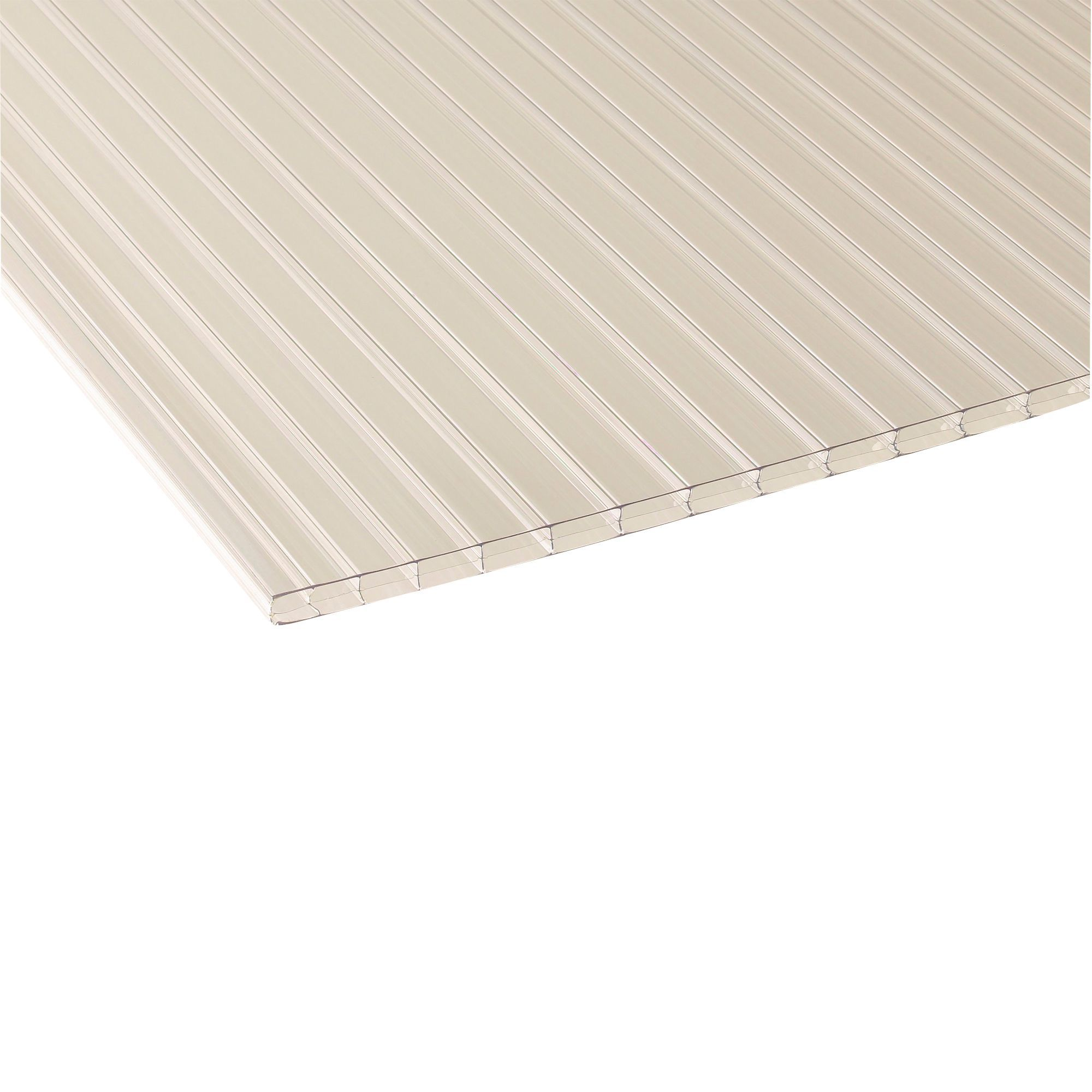 Clear Polycarbonate Roofing Sheet 4m X 1050mm