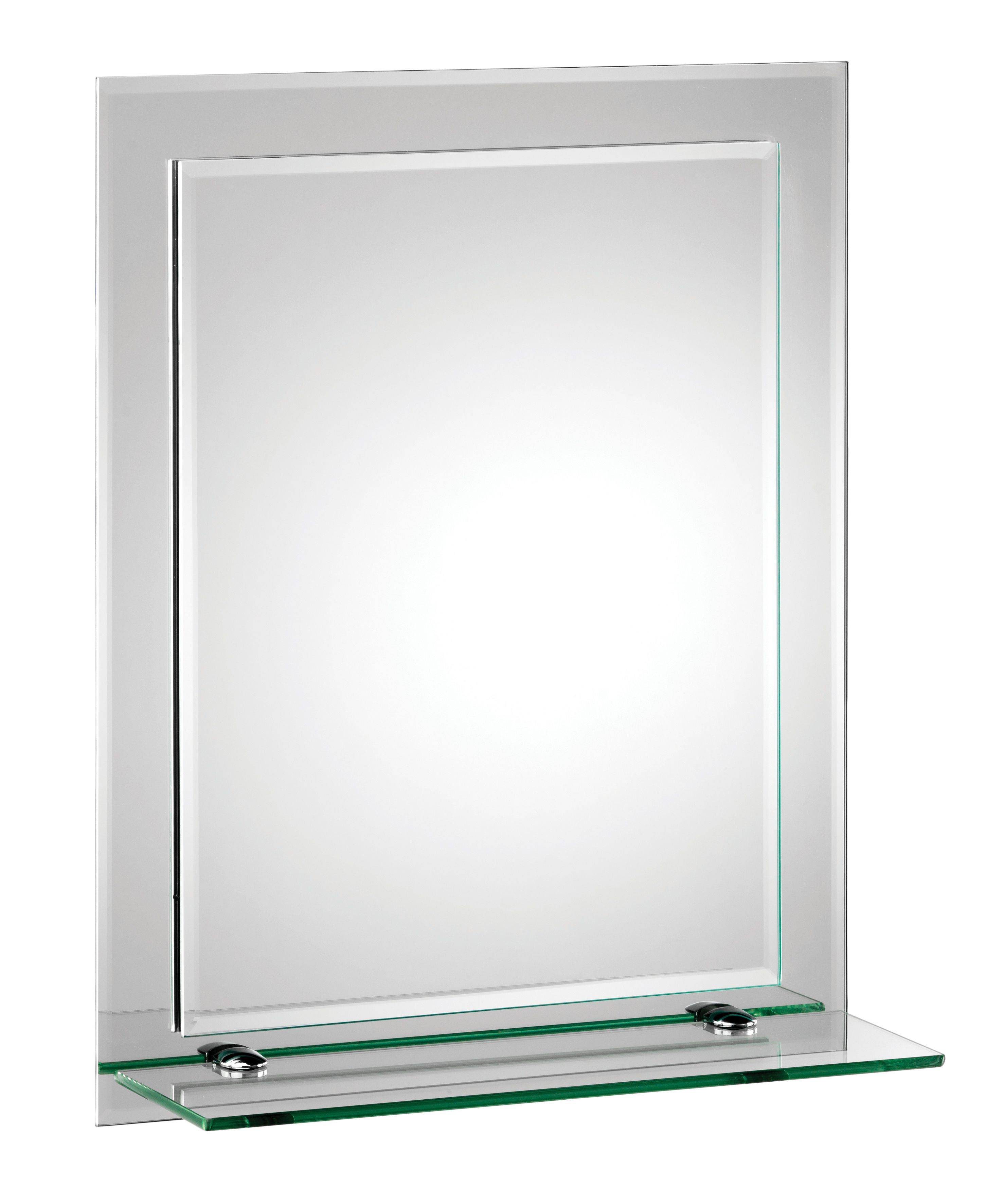 Indiana country rectangular swinging mirror
