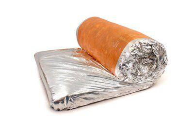 knauf space blanket loft insulation roll l 4m w m. Black Bedroom Furniture Sets. Home Design Ideas